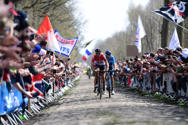 Paris - Roubaix 2018 - Arenberg