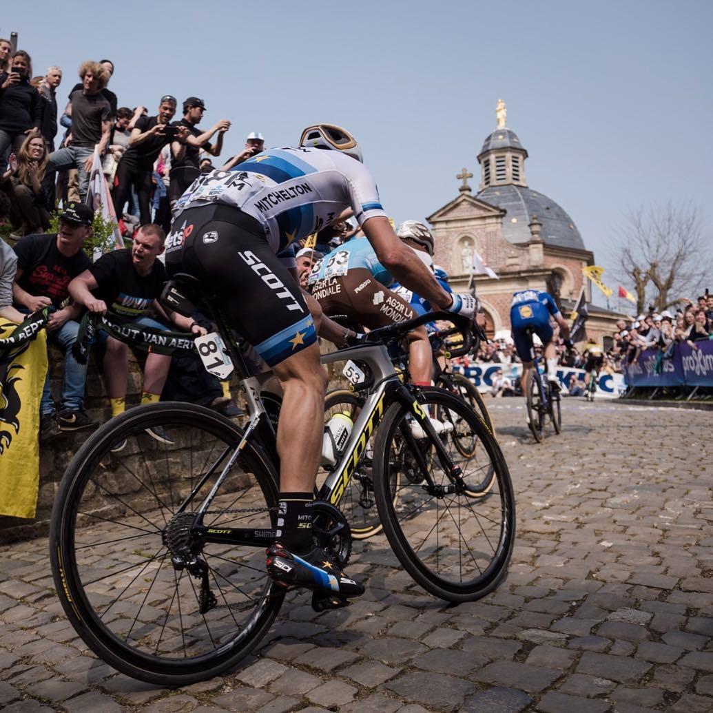 Ronde Van Vlaanderen 2019 - © Kramon - Mitchelton Scott